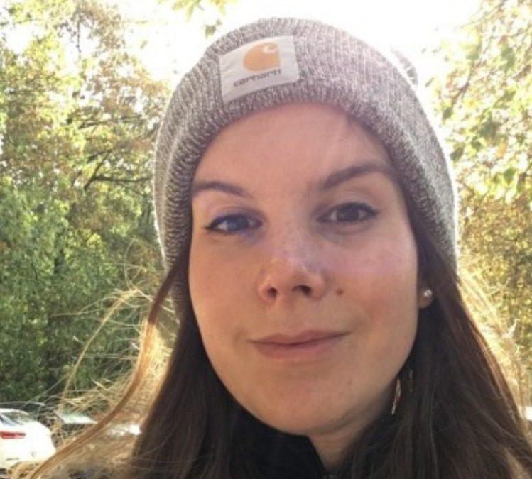 Dozentinnenfoto Julia Dreisbach