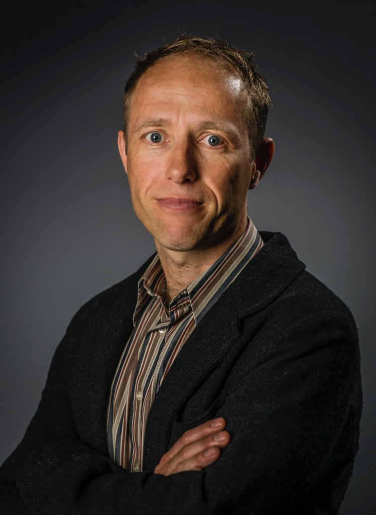 Dozent Knut Kalbertodt