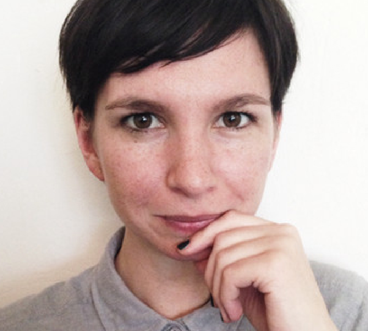 Dozentin Mariana Gütt