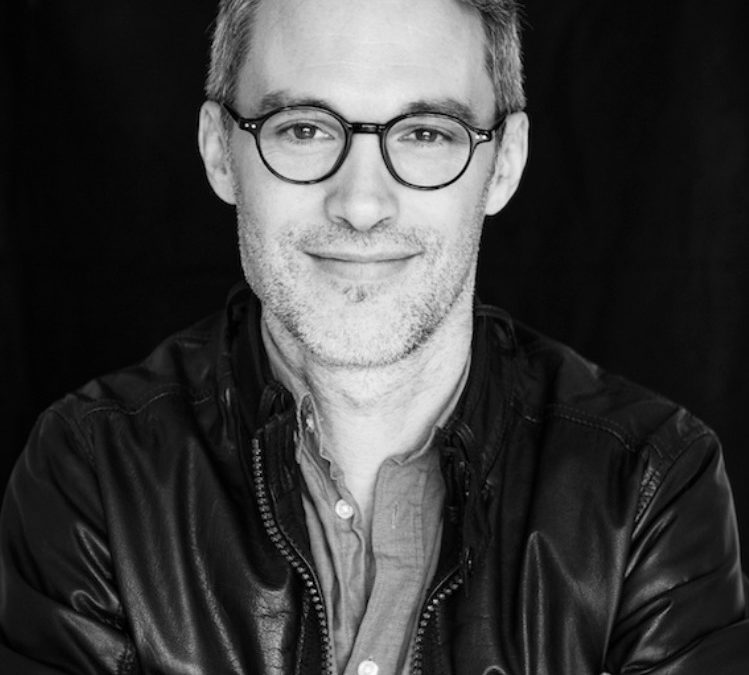 Dozentenfoto Michael Berg