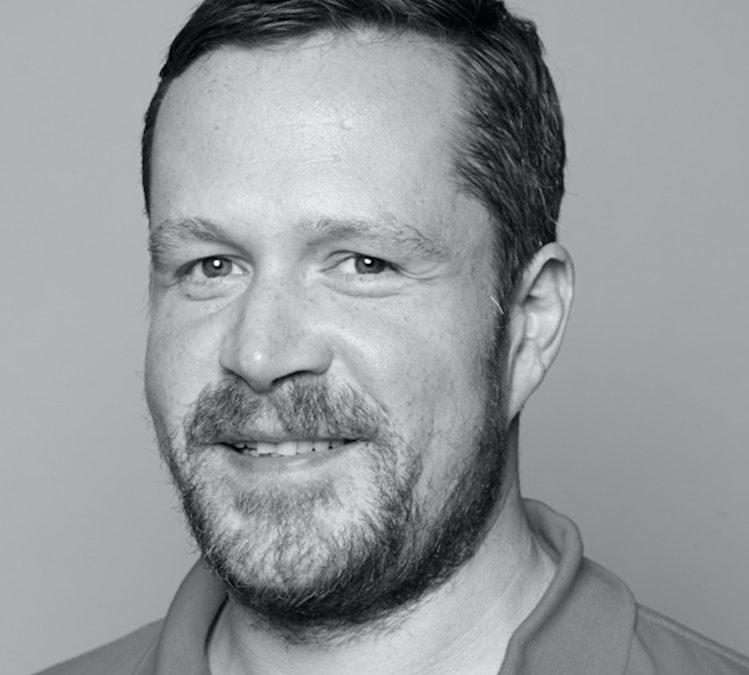 Dozentenfoto Tobias Burger