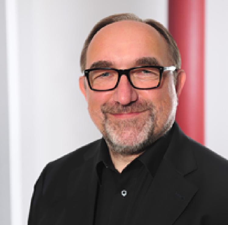 Dozentenfoto Uwe Domke